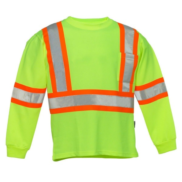 Hi-Viz Long Sleeve Shirt