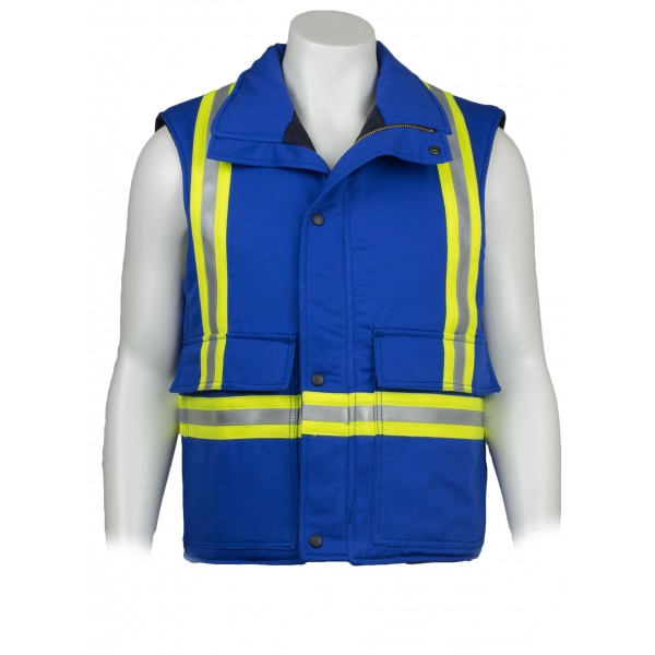 Insulated FR Vest