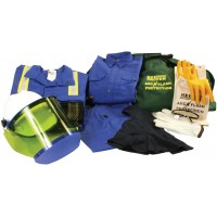 Arc Flash Kit - Cat 2 (Coverall)