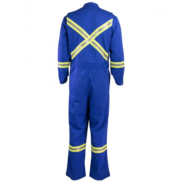 7oz Contractor Flame Resistant  Coverall