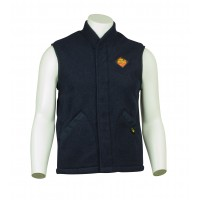 FR Fleece  Vest  Jacket